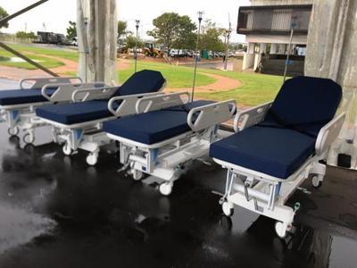 Sector cooperativo aporta 120 camas hospitalarias al sistema de salud