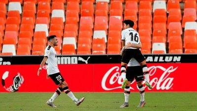 La victoria de Valencia sobre Valladolid