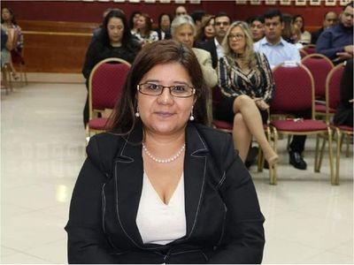 Jueces de Alto Paraná piden que calle lleve nombre de magistrada asesinada