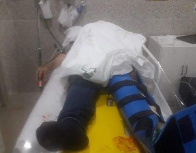 Ministerio de Trabajo debe intervenir en caso de menor que cayó mientras reparaba lumínica