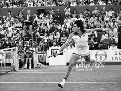 Pecci: Los tres deportes que practicaba y por qué se decidió por el tenis