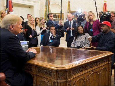 ¿Va en serio Kanye West en su objetivo de llegar a la Casa Blanca? No parece