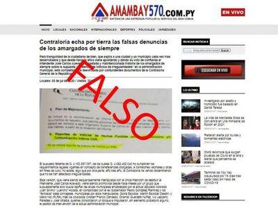 !Atención!: Cortina de humo del Clan Acevedo; quiere confundir a la ciudadanía publicando noticias falsas