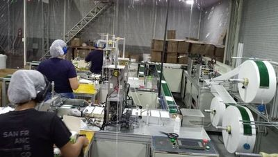 Inversión industrial llega a US$ 109 millones: ya aprobaron 30 programas bajo la Ley de Incentivos Fiscales