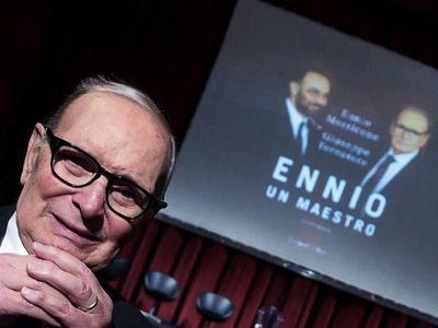 Despiden a Ennio Morricone con tema del filme La Misión