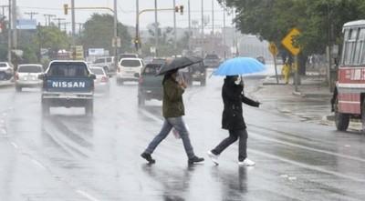 Anuncian clima frío y precipitaciones para este miércoles