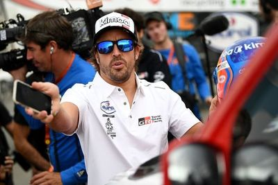 Fernando Alonso retorna a la Fórmula 1
