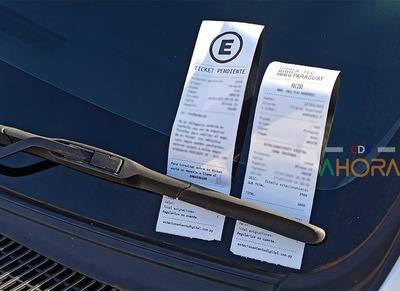 Cuánto se RECAUDA, y donde va el DINERO por el estacionamiento controlado en CDE…?