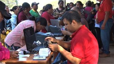 Realizan transferencias monetarias a beneficiarios del programa Tekoporã