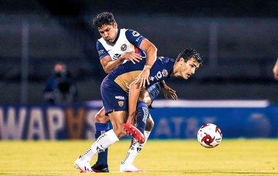 Con Valdez y Sánchez desde el vamos, América iguala con Pumas