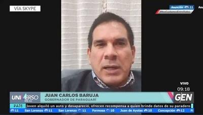 HOY / Juan Carlos Baruja, gobernador de Paraguarí, sobre el proyecto del primer teleférico en el país