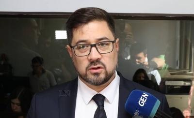 HOY / Abogado Pedro Ovelar, representante legal de Horacio Cartes, sobre notificación oficial del proceso que se inició el año pasado