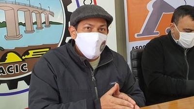 HOY / Comerciantes de Concepción denuncian falta de cemento