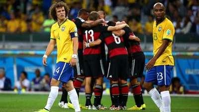 Hace seis años, el Mineirazo de Alemania a Brasil