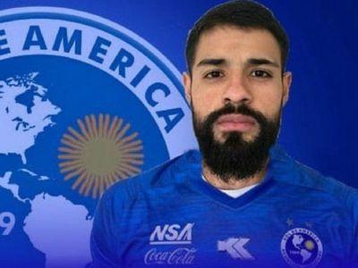 Gabriel Esparza es nuevo jugador de Sol de América