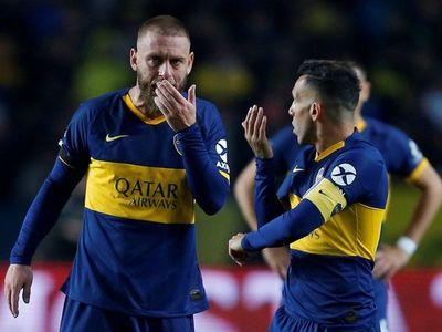 """De Rossi: """"Tengo en mi cabeza la idea de volver como entrenador de Boca"""""""