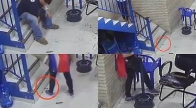 HOY / Video revela alteración de escena del crimen de Rodrigo Quintana
