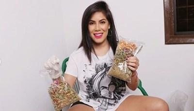 Nadia Aranda, de modelo a yuyera