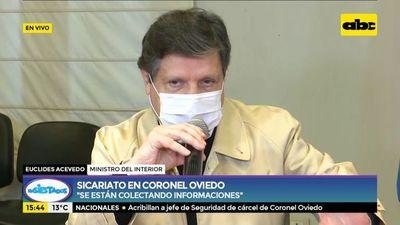 Investigarán hecho de sicariato en Coronel Oviedo