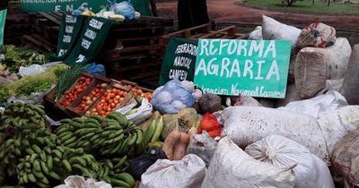 FNC entregó alimentos para colaborar con ollas populares de Asunción