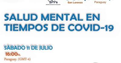 """""""Salud mental en tiempos de COVID-19"""""""