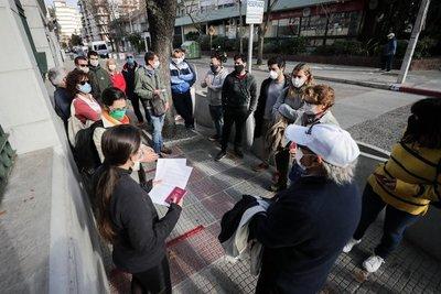 Uruguay endurece medidas en sus fronteras para evitar contagios por COVID-19