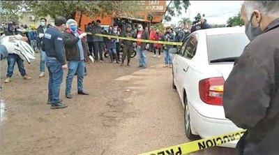 Jefe de la cárcel de Oviedo fue ¡acribillado!