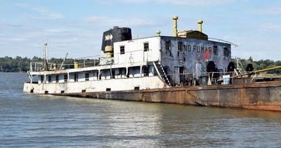 Evaluarán caso de barco