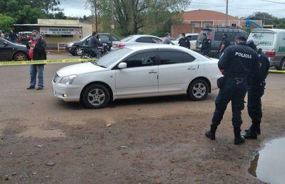 Matan a tiros al jefe de seguridad de la cárcel regional de Coronel Oviedo