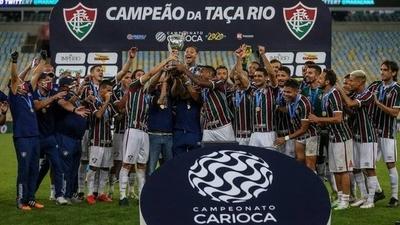 HOY / Fluminense derrota a Flamengo en los penales y es campeón de la Copa Río