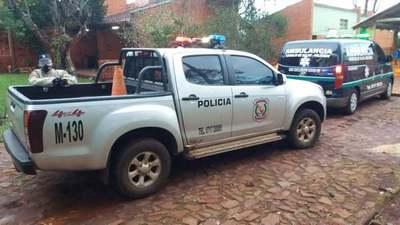 MENOR DETENIDO TRAS APLICACIÓN DE PROTOCOLO SANITARIO EN OBLIGADO