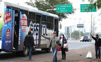HOY / No respetaron y ligaron feroz multa: 48 transportistas sancionados durante pandemia