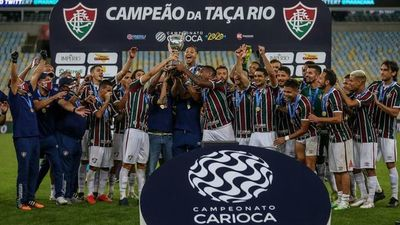 El Flu gana el clásico y es campeón de la Copa Río