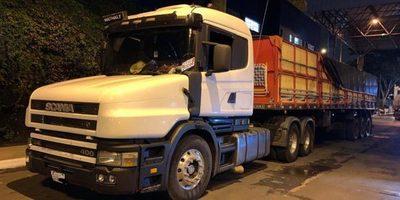 Foz de Yguazú: Incautan 65 kilos cocaína transportados en un camión paraguayo