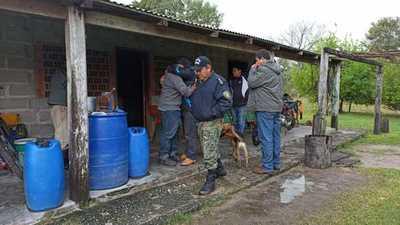 Grave trasfondo: hallan a hombre desaparecido en Vallemí