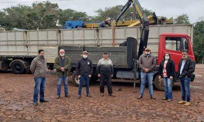 En plena pandemia, Minga Porã festeja llegada de primeras máquinas para su fábrica de autopartes – Diario TNPRESS