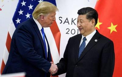 China pide reconciliación con Estados Unidos