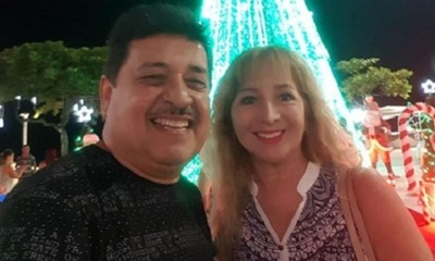 Rubén Rodríguez y su esposa celebran 42 años de matrimonio