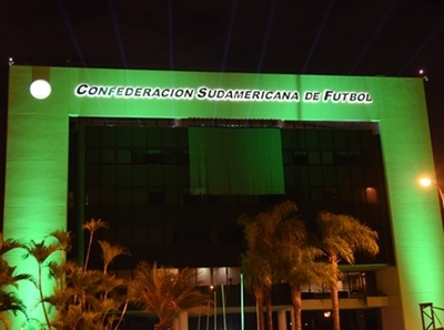 APF saluda a la Conmebol por sus 104 años