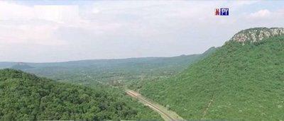 Primer teleférico del país conectará dos cerros en Paraguarí