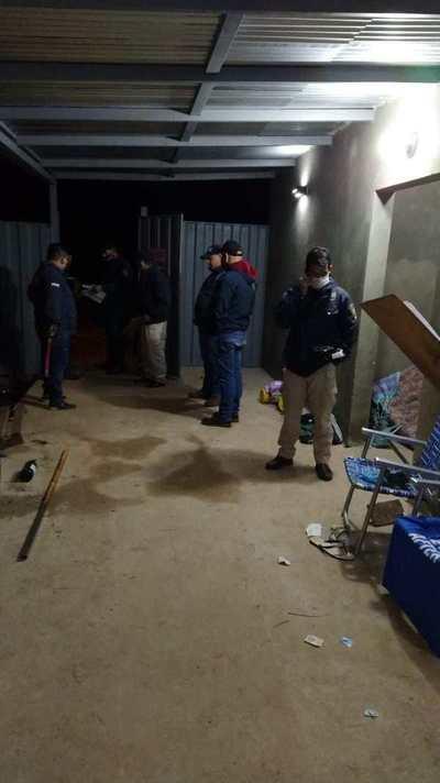 Fiscalía realiza allanamientos por el asesinato del jefe de seguridad de Coronel Oviedo