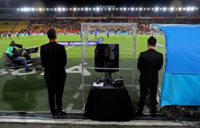 UEFA confirma uso de VAR, pero aplaza hasta 2021 su uso en fase de grupos