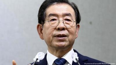 Luego de presunto caso de abuso sexual, hallaron muerto al alcalde de Seúl