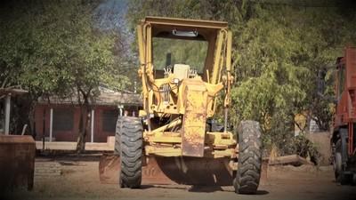 Boquerón: Continúan con trabajos para mantener transitables los caminos