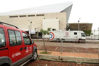 MITIC cierra sede de Paraguay TV por 48 hs tras caso positivo de COVID-19