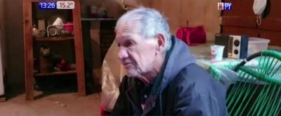 Abuelito comercializaba drogas en Lambaré