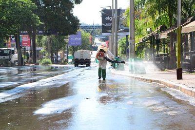 11 casos sin nexo de coronavirus en Ciudad del Este