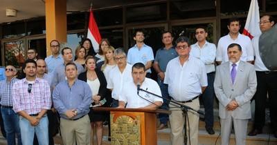 Concejales piden intervención a la gestión de Luis Yd en Encarnación