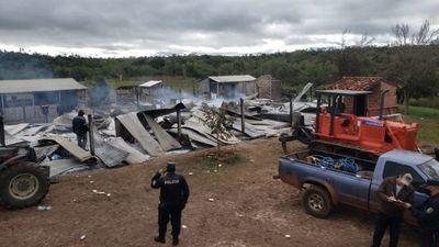 Según primeras pistas, para Fiscalía, ataque en Jasy Cañy es obra de grupo de Rubén Villalba