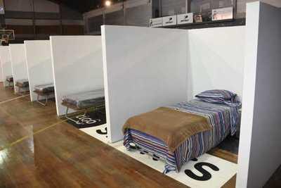 Casi 60 compatriotas procedentes de Argentina cumplirán cuarentena en instalaciones de Olimpia